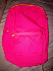 Brand New Bright Pink American Apparel Backpack