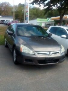 2007 Honda Accord Sdn SE AUTO LOADED ONLY $4321