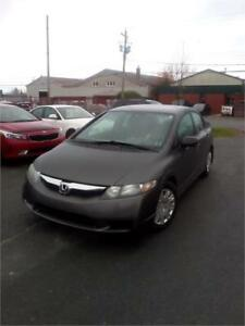 "2010 Honda Civic DX AUTO LOW KMS LOW PRICE  CLICK ON ""SHOW MORE"""