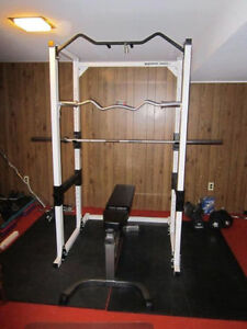 Northern Light Olympic Power Squat Rack