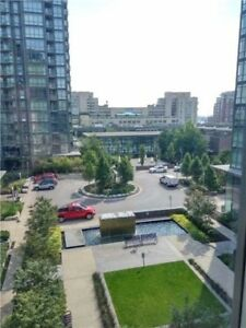 Rarely Offered 1 Bed+1 Huge Den, 1 Parking Included @ Brunel Crt