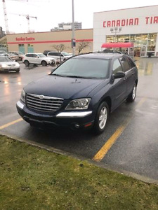 2005 chrysler pacifica.. fwd... touring ..leather..175000kms