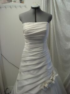 ALTERING NECKLINE TO A  SWEETHEART By KIM, SE 403-969-4422