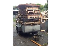 Trailer loads of wood for sale