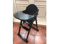 Mothercare Highchair - Wooden