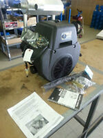 NEW 22HP Subaru Engine with auger muffler and winter kit