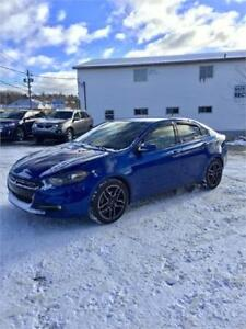 2014 Dodge Dart Rallye 6speed manual w bluetooth *rebuilt title*