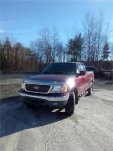 """2003 FOR F-150 LARIAT ONLY 114KMS   !CLICK ON """"READ MORE"""""""