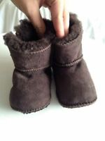 Brown baby UGGS