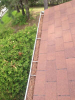 Eavestrough, gutter & downspout cleaning ***FREE ESTIMATE**