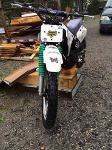 93 Yamaha RT-100cc dirt bike