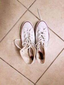 Brand new converse high tops never worn before
