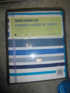 Various NEW twin duvet covers $ 8 piece Kitchener / Waterloo Kitchener Area image 1