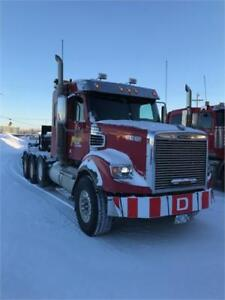 """2011 freightliner 4 Axle 48"""" Bunk"""