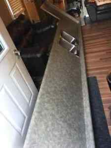 Counter Top with Sink and Island Top
