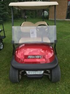 2009 CLUB CAR Precedent 48Volt Electric Golf Cart