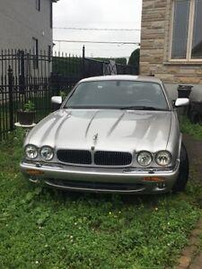 2002 Jaguar XJ Sedan