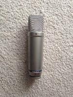 Rode Condenser Microphone