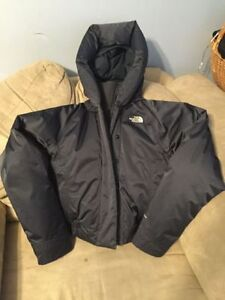 north face jacket size 10/12