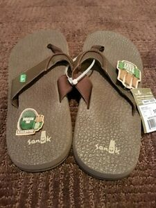 Brand new with tags Sanuk sandals