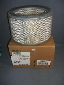 Luber Finer Air Filter LAF558 Ford, GMC, Cheverlet Heavy Duty Truck Air Filter.