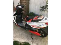 3 Months Electric motor bike