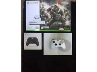 Sell/Swap Xbox One S + 16 Games OFFER