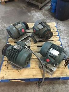 lot of 4 reliance electric motors 300.00 O.B.O. or $100 each obo Cambridge Kitchener Area image 1