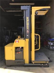 Order picker Hyster R30ES Forklift , Chariot elevateur electriqu