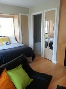 Furnished Studio Apartment in the heart of Vancouver