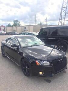 2011 Audi A5 COUPE 2.0L Premium,S-LINE!AWD!6SPEED!CERTIFIED!