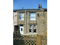 Two Bedroom Terraced House for Sale with garden & parking, Birkby, Huddersfield, West Yorkshire