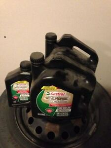Castrol Edge w/ Syntec 5W20 Synthetic Motor Oil