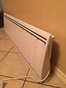 WOW - Ecotherm heater: Radiant heat and Thermal mass