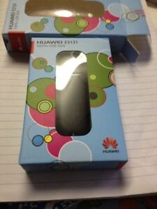 Huawei E3131 - Mobile Broadband USB Dongle (Unlocked) New