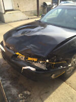 2002 OLDSMOBILE INTRIGUE NEED GONE TODAY