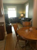 1 room to rent mid June, close to downtown listowel.