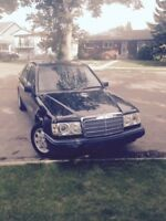 Mercedes- Benz well maintained no rust for sale
