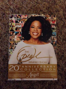 The Oprah Winfrey Show 20th Anniversary Collection AMAZING DVD