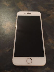 iphone 6s plus 64gb couleur or, parfaite condition