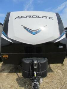 NEW 2019 AEROLITE 2923 BH TRAVEL TRAILER (TT)