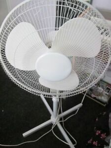 FLOOR FAN,  and other fans