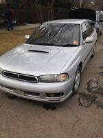 1993 Subaru Legacy Sedan