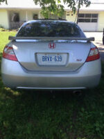 2009 Honda Civic SI Coupe   Financing Available