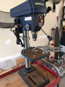 Craftsman Drill Press - Good Condition, barely used!