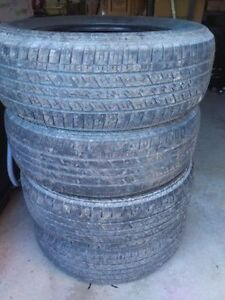 Kumho Solus KL21 235/65/17 - $40 for set of 4 (Off a Sante Fe)