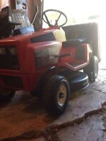 Toro Lawn Tractor - Riding Lawn Mower
