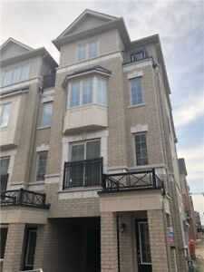Brand New 4 Bdrm Townhouse For Rent - Oshawa