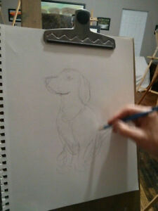 ART IS FOR EVERYONE ! LEARN TO DRAW ~ PAINT !!! Kitchener / Waterloo Kitchener Area image 6