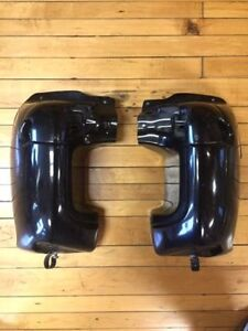 WANTED...VENTED LOWERS.....HARLEY DAVIDSON